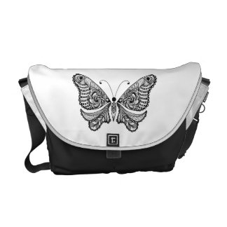 Style  Butterfly Messenger Bag