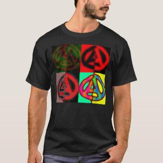 Style Circled As T-Shirt