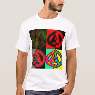 style Circled A's T-Shirt