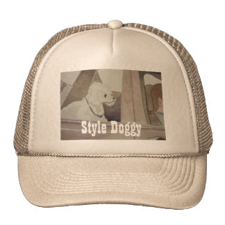 Style Doggy Trucker Hat