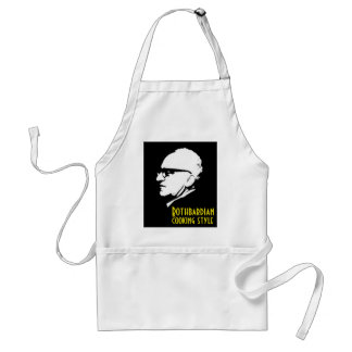 Style Enemy of the State with Murray Rothbard. Adult Apron