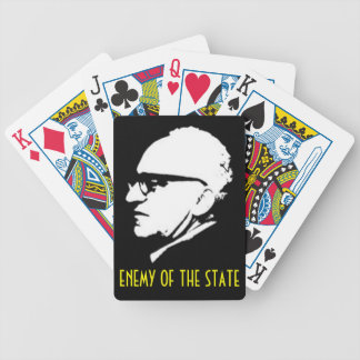 Style Enemy of the State with Murray Rothbard. Barajas De Cartas