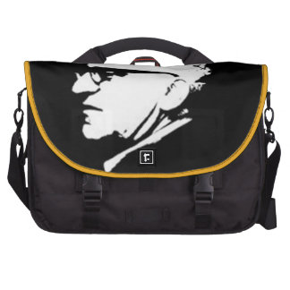 Style Enemy of the State with Murray Rothbard Laptop Bags
