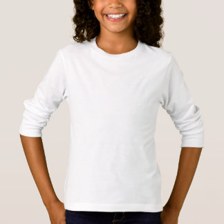 Style: Girls' Basic Long Sleeve T-Shirt Go long ..