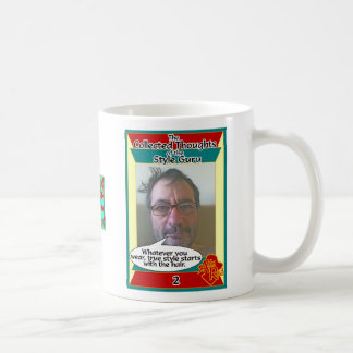 Style Guru Thought 2 Coffee Mug