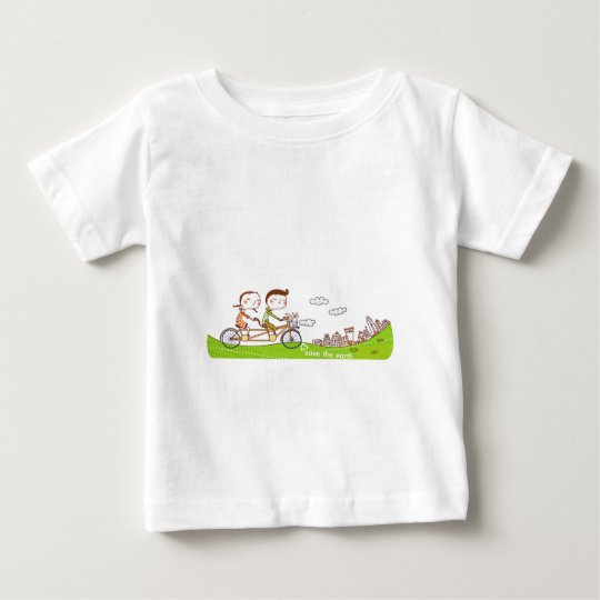 Style & Happy Baby T-Shirt