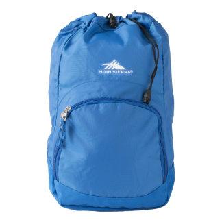 Style: High Sierra Backpack Eliminate the bulk