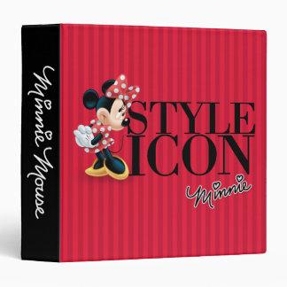 Style Icon Minnie Binders