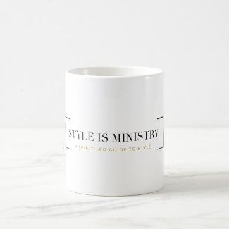 Style Is Ministry Mug