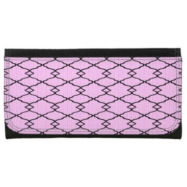 Beach Themed Style-It-Pink-Leather-Wallet-Lg Leather Wallet For Women