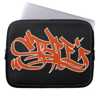 Style marker red laptop sleeve