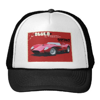 style meets substance trucker hat