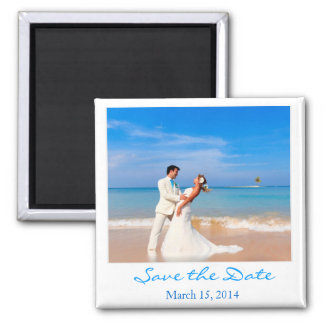 Style Save the Date Magnet