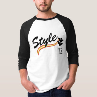 Style sport lines t-shirt