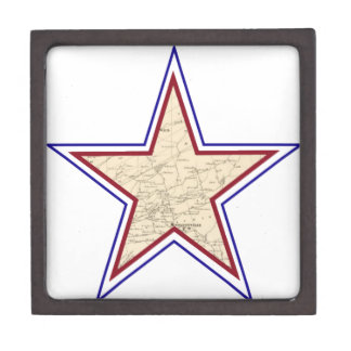 Style Star Map Keepsake Box