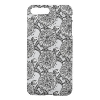 Style Turtle Pattern iPhone 7 Plus Case