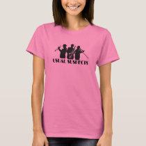 Style: USB Women's Basic T-Shirt