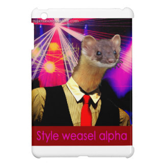 Style weasel alpha iPad Mini Cover