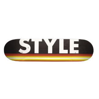 styleboard custom skateboard