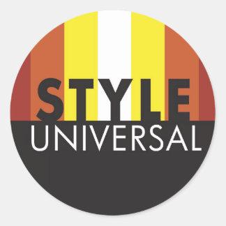 stylelines etiquetas redondas