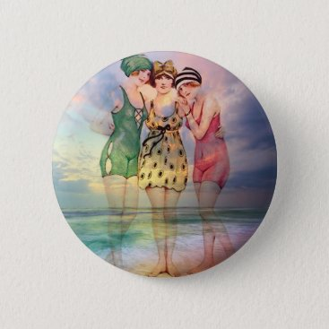 STYLES MAY COME AND GO BUT GOOD FRIENDSHIPS LAST.j Pinback Button