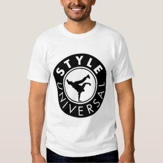 Styleuniversal BBOY bullet Tee Shirt