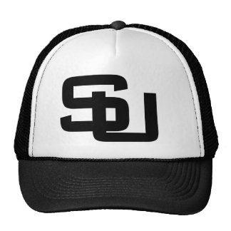 Styleuniversal letter hat