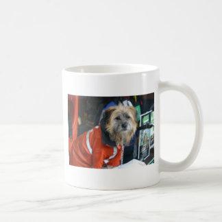 Stylin' Doggie Classic White Coffee Mug
