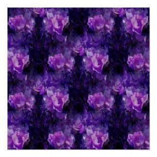 Stylin' Purple... Poster