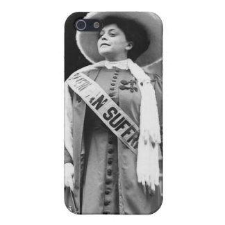 Stylin' Suffragette, 1908 Cover For iPhone 5
