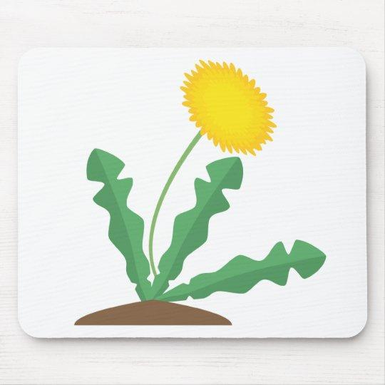 Stylised Dandelion Mouse Pad