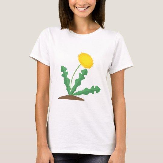 Stylised Dandelion T-Shirt