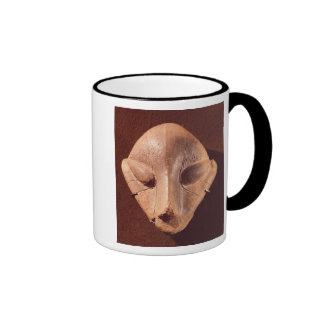 Stylised head, from Predionica Coffee Mugs