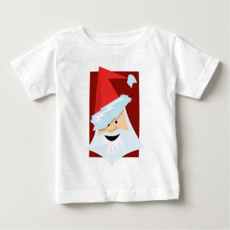 Stylised Santa Claus Baby T-Shirt
