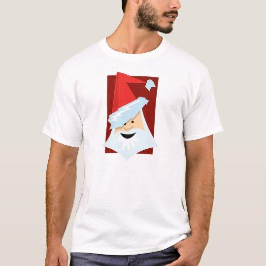 Stylised Santa Claus T-Shirt