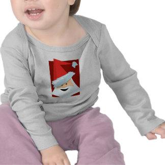 Stylised Santa Claus Tee Shirt