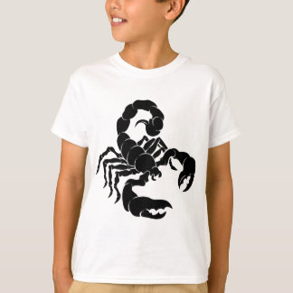 Stylised Scorpion illustration T-Shirt