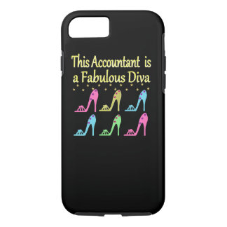 STYLISH ACCOUNTANT SHOE LOVER DESIGN iPhone 7 CASE