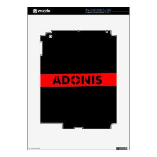 Stylish Adonis Vinyl Device Protection Skin Skin For iPad 2
