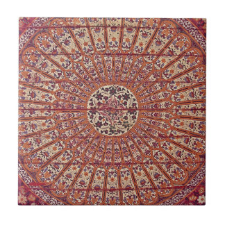 Stylish and Chic Morocco Patern Small Square Tile