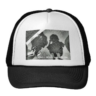 Stylish and meaningful designs on apparels trucker hat