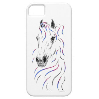 Stylish Arabian Horse iPhone 5 Cases