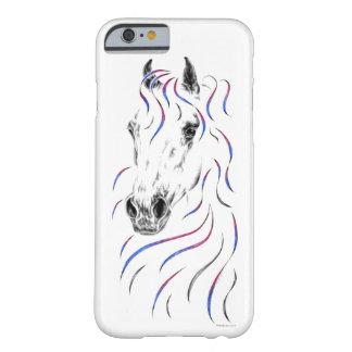 Stylish Arabian Horse Barely There iPhone 6 Case