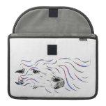 Stylish Arabian Horse MacBook Pro Sleeves