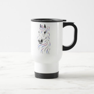 Stylish Arabian Horse Mug