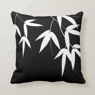 Stylish Bamboo design Throw Pillow