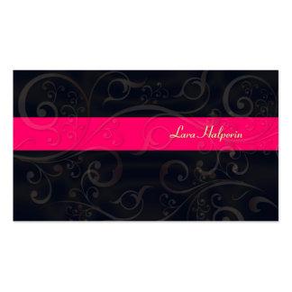 Stylish Beauty Salon business cards