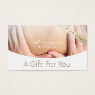 Stylish Beauty Therapy Salon Gift Certificate