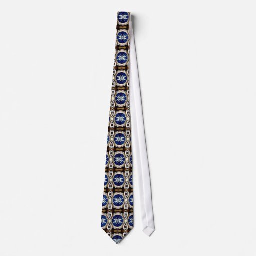 Stylish Blue Neck Tie