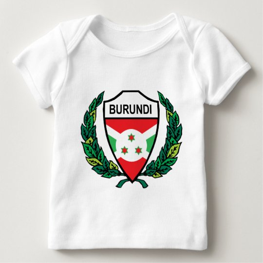 Stylish Burundi Baby T-Shirt